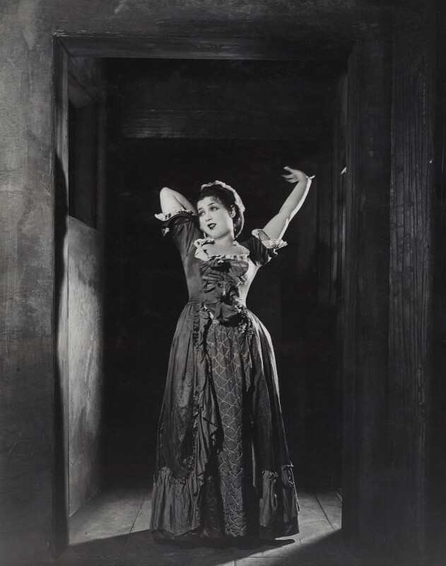 Mary Ellis, by Unknown photographer, 1920s - NPG x135837 - © National Portrait Gallery, London