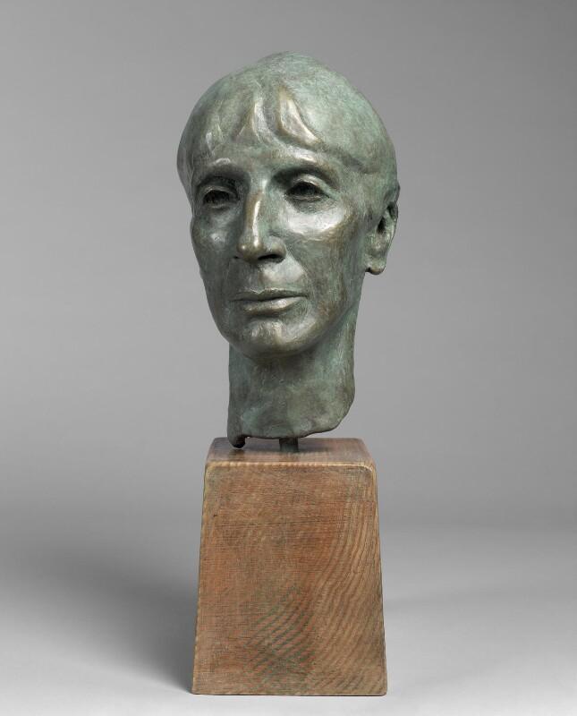 Jocelyn Herbert, by Jenny West, 2001 - NPG 6942 - Photograph © National Portrait Gallery, London