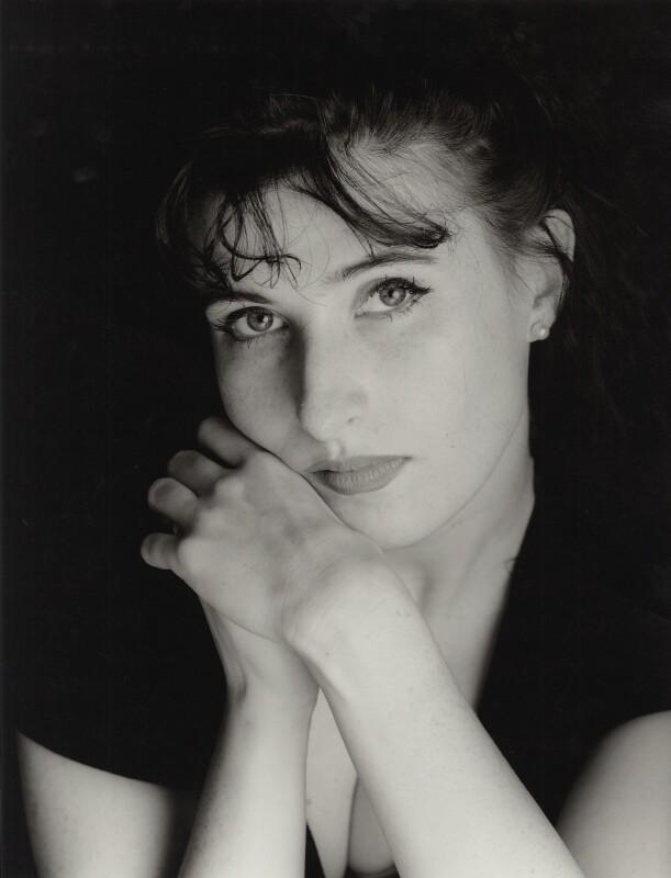 Ronni Ancona, by Jackie di Stefano, 1993 - NPG x135942 - © Jackie di Stefano / National Portrait Gallery, London