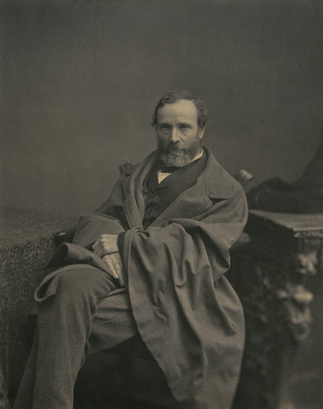 Arthur Hobhouse, Baron Hobhouse, by Fradelle & Young, circa 1885 - NPG x15579 - © National Portrait Gallery, London