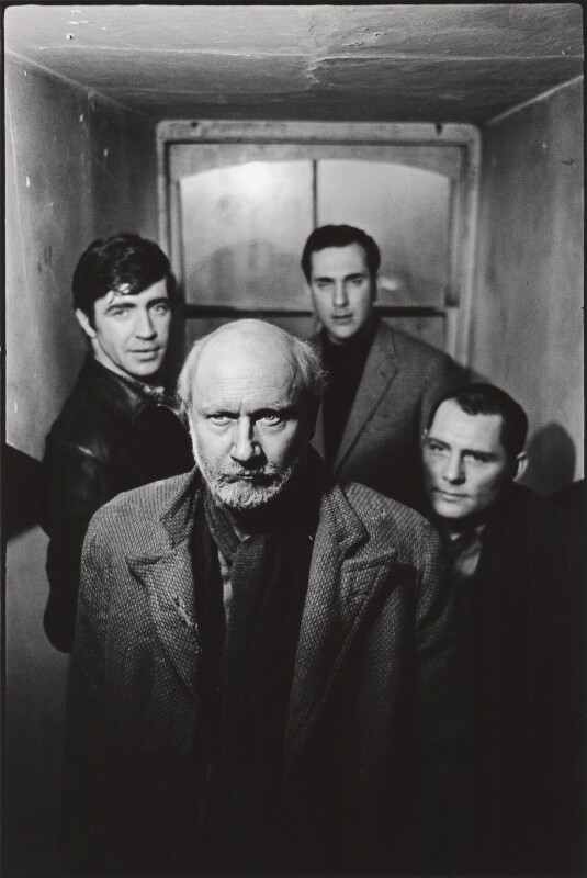 The Caretaker Group, by Peter Rand, 7 January 1963 - NPG x136008 - © Peter Rand