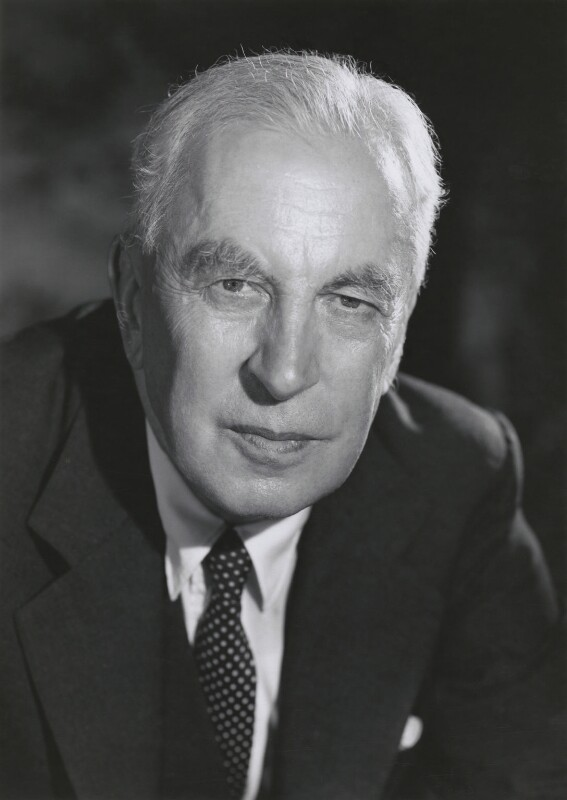 Arnold Joseph Toynbee, by Walter Bird, June 1959 - NPG x167183 - © National Portrait Gallery, London