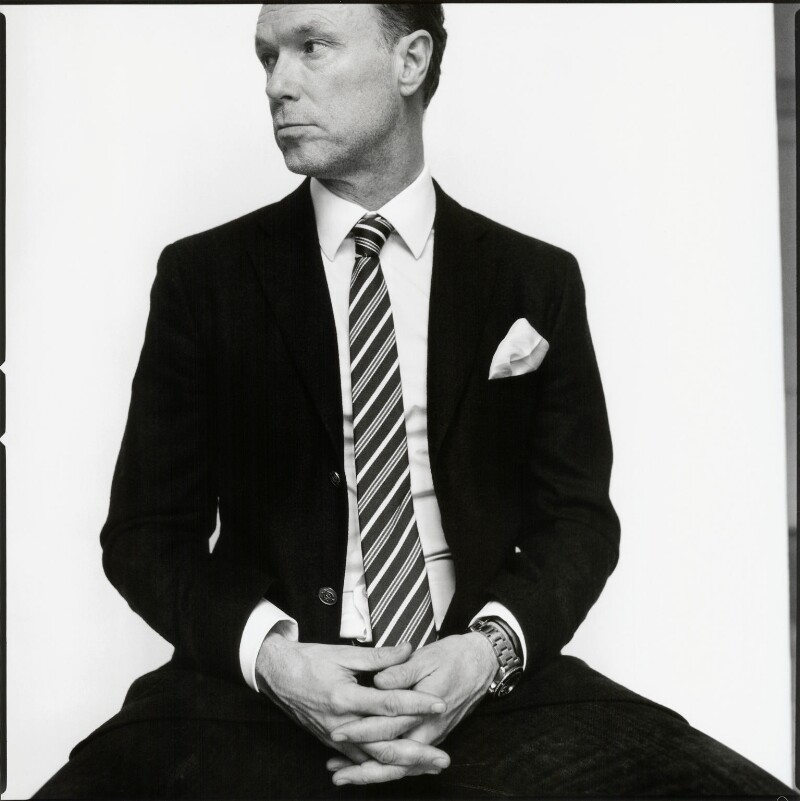 Gary Kemp, by Julian Anderson, November 2010 - NPG x135909 - © Julian Anderson