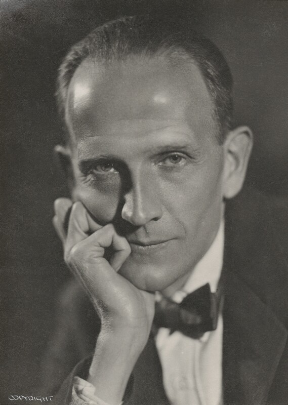 A.A. Milne, by Howard Coster, 1926 - NPG Ax136105 - © National Portrait Gallery, London