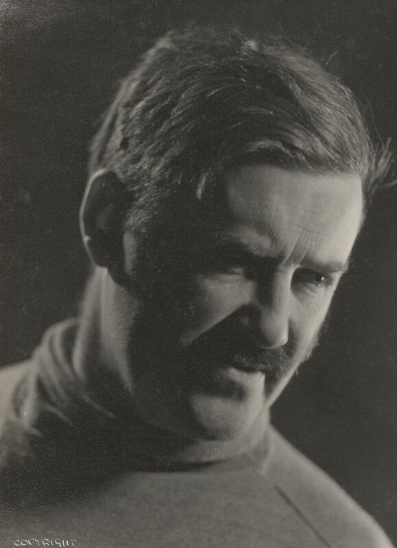 Eric Kennington, by Howard Coster, 1930s - NPG Ax136109 - © National Portrait Gallery, London