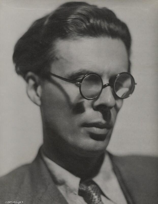 Aldous Huxley, by Howard Coster, 1934 - NPG Ax136126 - © National Portrait Gallery, London