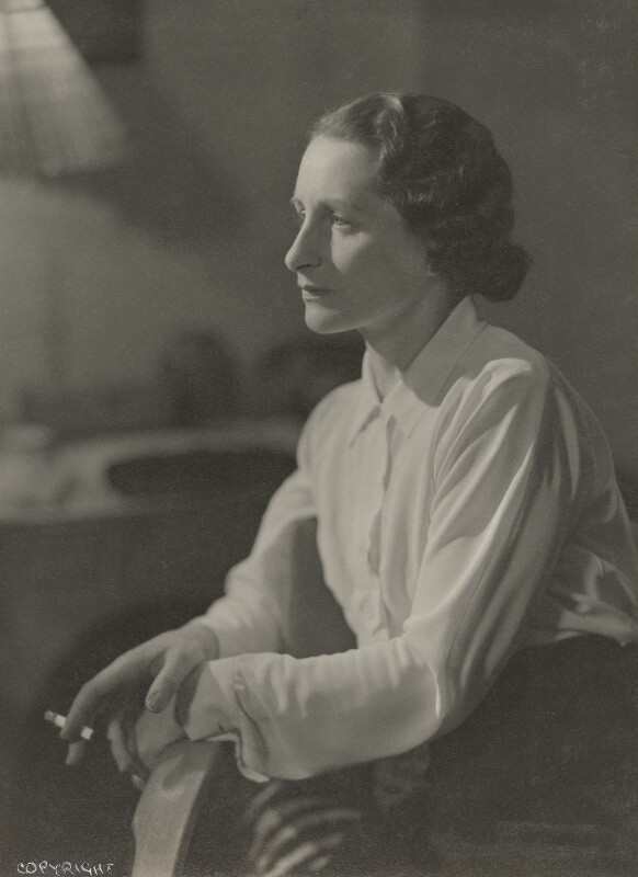 Vera Brittain, by Howard Coster, 1936 - NPG Ax136128 - © National Portrait Gallery, London