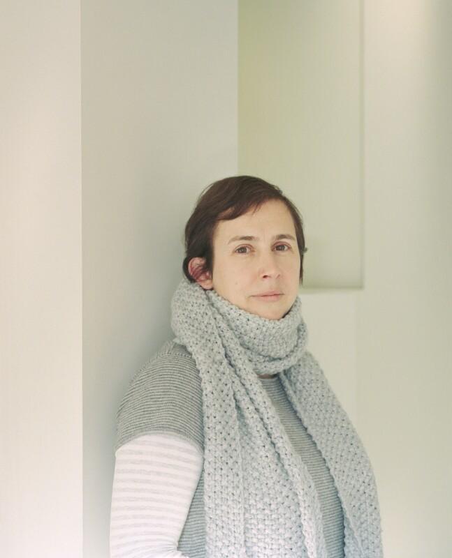 Abi Morgan, by Eva Vermandel, 2011 - NPG x136147 - © Eva Vermandel