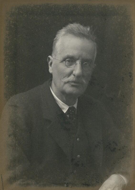 Sir Arthur John Dorman, 1st Bt, by Walter Stoneman, 1918 - NPG x167208 - © National Portrait Gallery, London