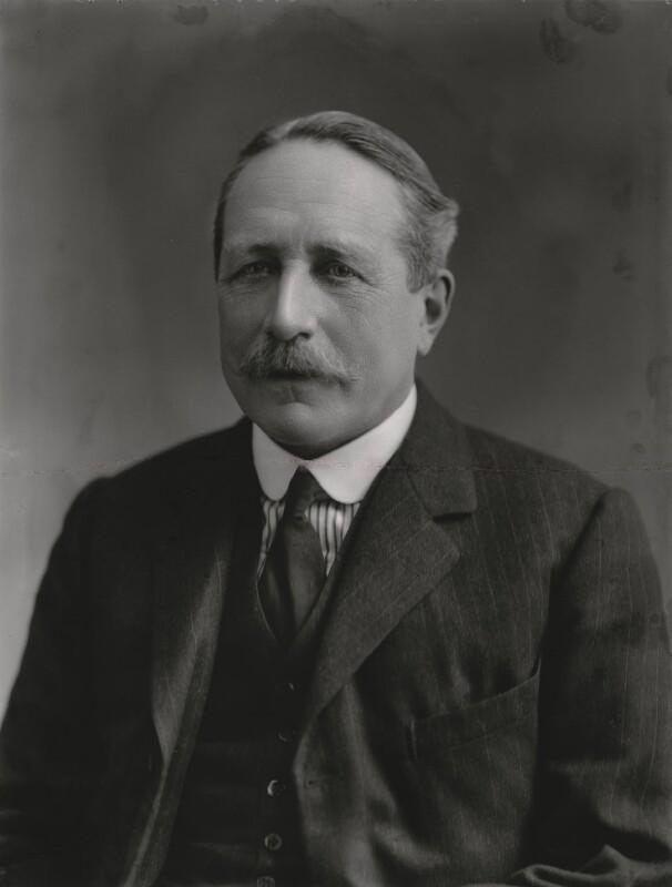 Sir Harold Boulton, 2nd Bt, by Bassano Ltd, 6 May 1918 - NPG x105677 - © National Portrait Gallery, London