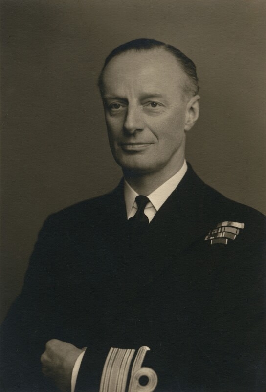 Sir (William) Kaye Edden, by Walter Stoneman, 1954 - NPG x167342 - © National Portrait Gallery, London