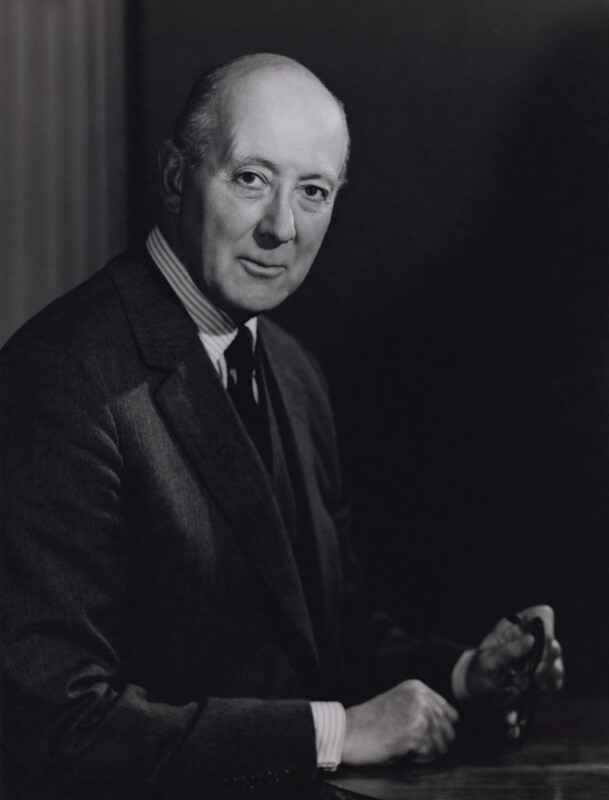 Sir Geoffrey Cecil Ryves Eley, by Walter Bird, 14 October 1964 - NPG x167364 - © National Portrait Gallery, London