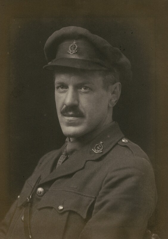 Thomas Renton Elliott, by Walter Stoneman, 1917 - NPG x167381 - © National Portrait Gallery, London