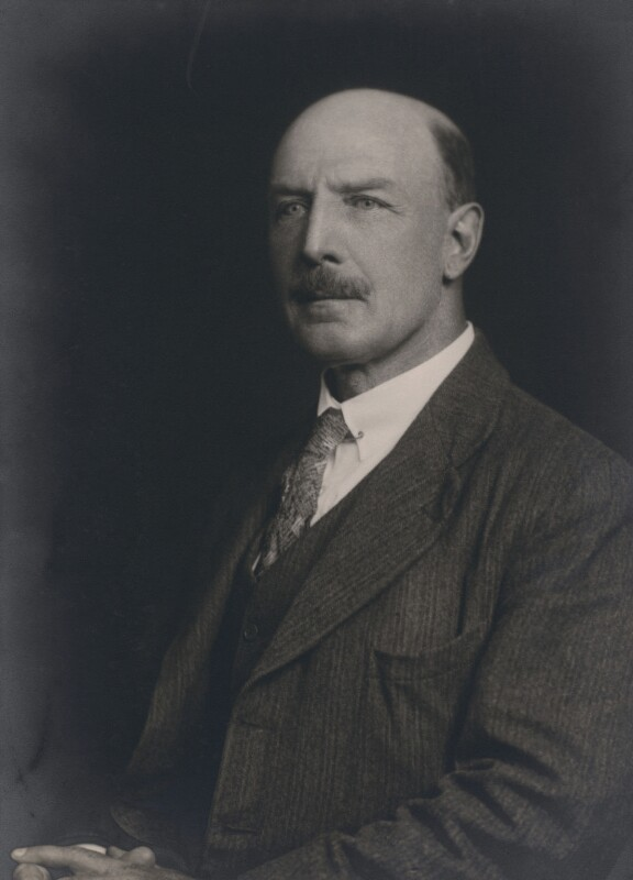 Reginald Campbell Thompson, by Walter Stoneman, July 1934 - NPG x169176 - © National Portrait Gallery, London