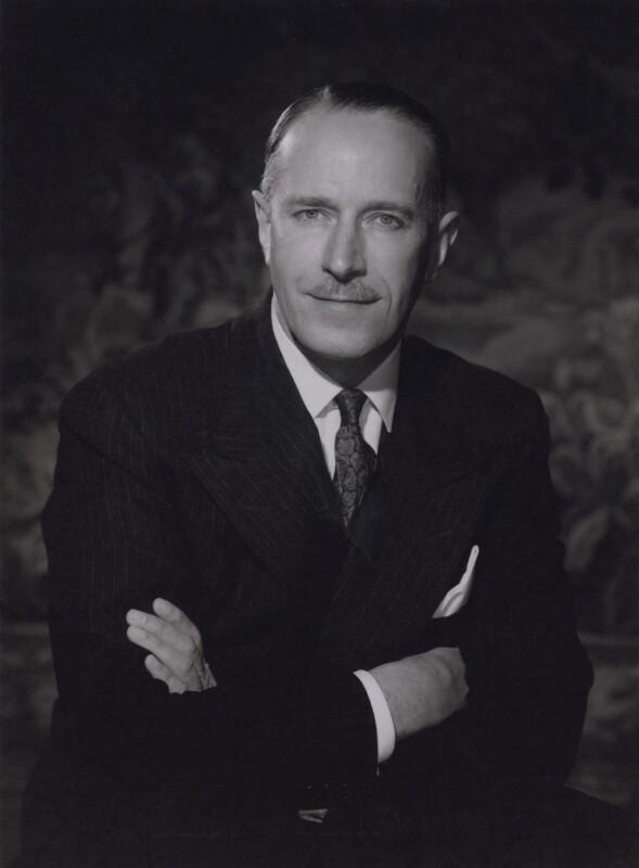 Edward Noel Keith Estcourt, by Walter Bird, August 1958 - NPG x167424 - © National Portrait Gallery, London