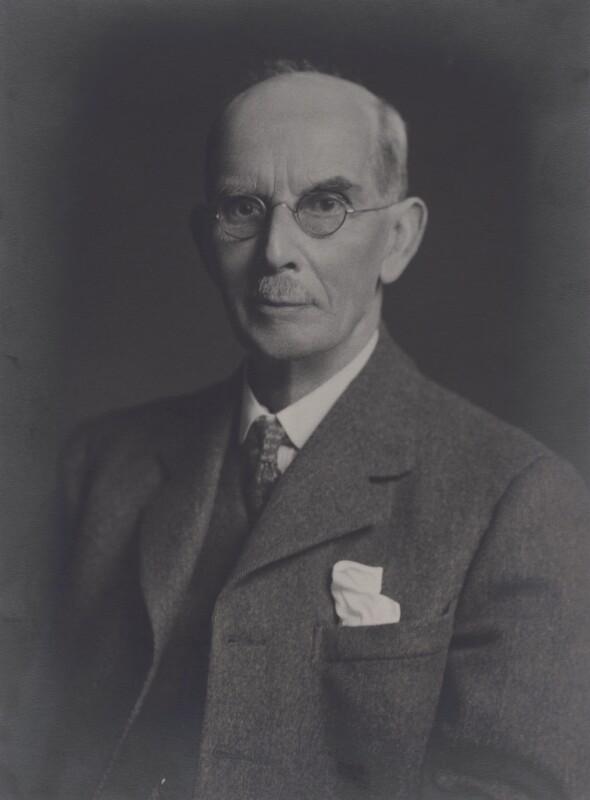 Sir Patrick James Fagan, by Walter Stoneman, April 1940 - NPG x167476 - © National Portrait Gallery, London