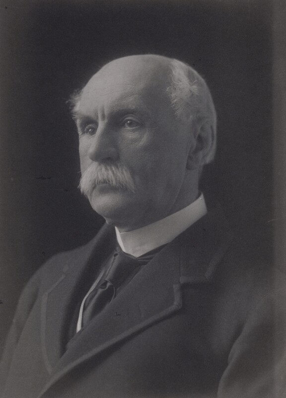 Sir Arthur Upton Fanshawe, by Walter Stoneman, 1920 - NPG x167483 - © National Portrait Gallery, London