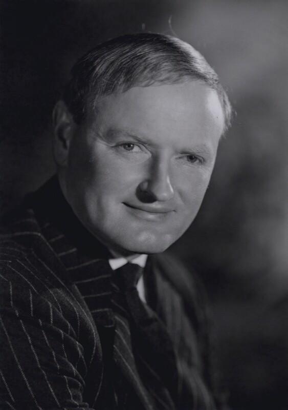 Sir John Arnold Farr, by Walter Bird, 1 March 1961 - NPG x167493 - © National Portrait Gallery, London