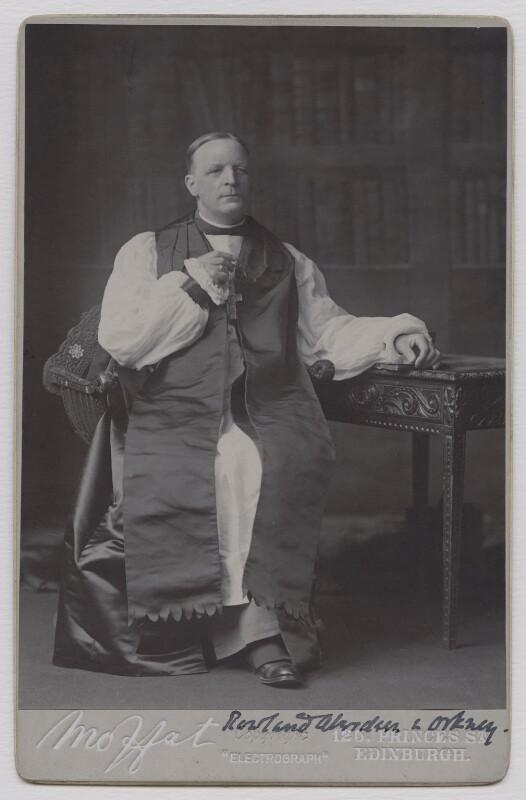 Rowland Ellis, by John Moffat, circa 1910 - NPG x159030 - © National Portrait Gallery, London