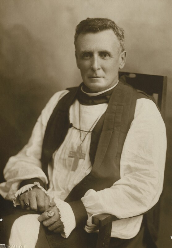 Nelson Wellesley Fogarty, by Akkersdyk Studio, 1920s - NPG x159054 - © National Portrait Gallery, London