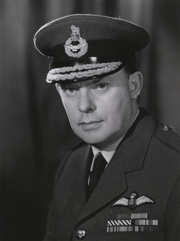 Sir Peter Carteret Fletcher, by Walter Bird, 10 February 1965 - NPG x167579 - © National Portrait Gallery, London