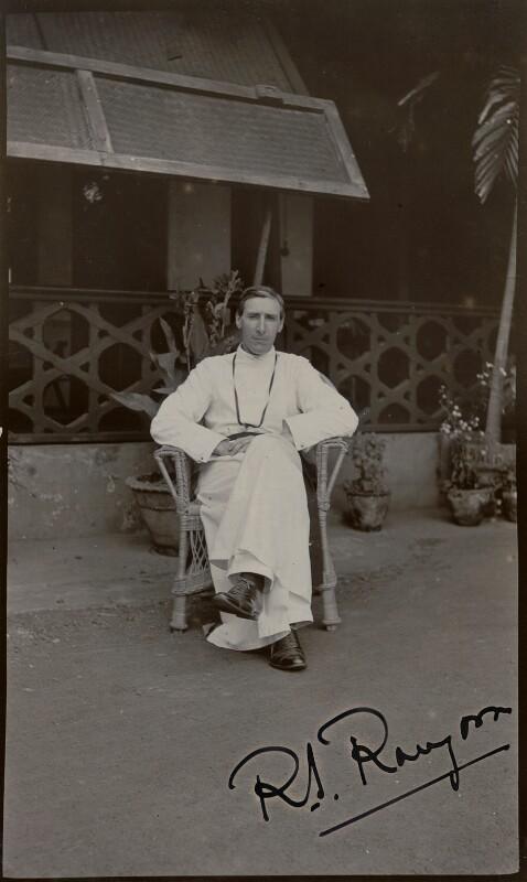 Philip Kemball Fyson, by Elliott & Fry, circa 1896-1908 - NPG x159065 - © National Portrait Gallery, London