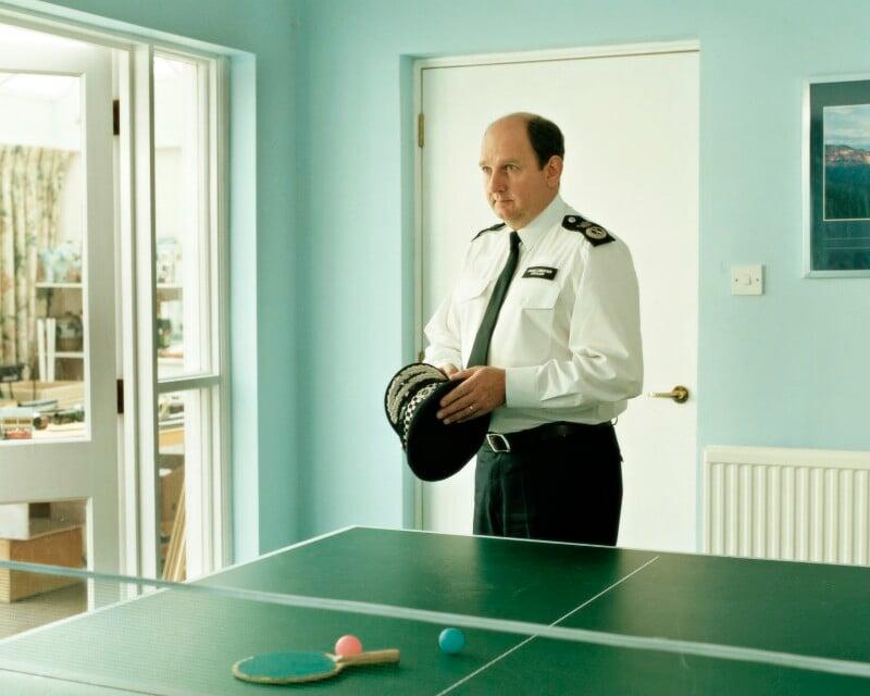 Christopher John Allison, by Emma Hardy, 15 April 2011 - NPG P1756 - © Emma Hardy / National Portrait Gallery, London