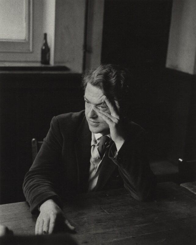 Kingsley Amis, by Neil Libbert, 1961 - NPG x136288 - © Neil Libbert