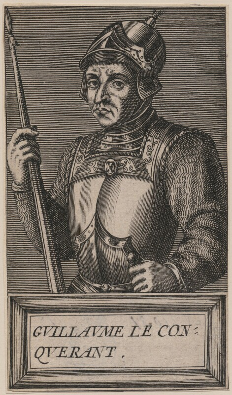 Called King William I ('The Conqueror'), after Unknown artist, 17th century (circa 1584) - NPG D42355 - © National Portrait Gallery, London