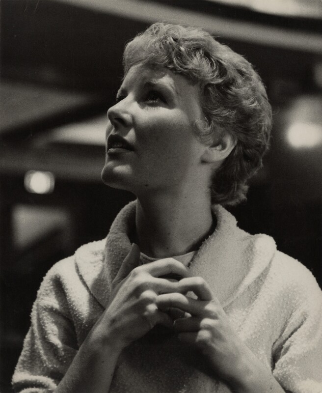 Petula Clark, by Bob Collins, 1960 - NPG x136327 - © estate of Bob Collins / National Portrait Gallery, London
