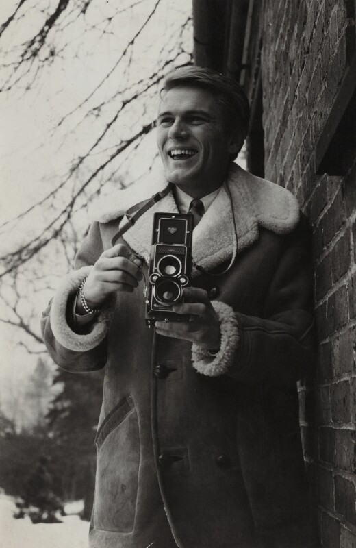 Adam Faith, by Bob Collins, 1964 - NPG x136332 - © estate of Bob Collins / National Portrait Gallery, London