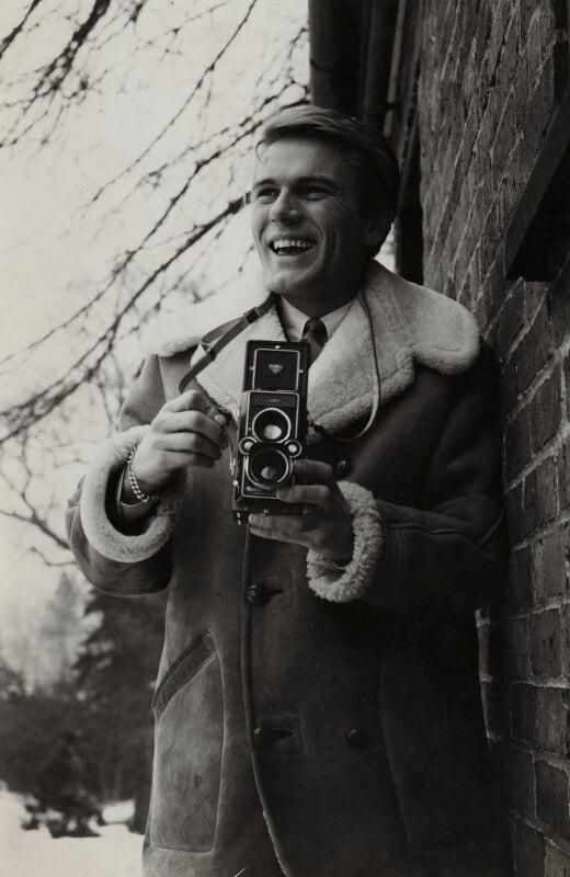 Adam Faith, by Bob Collins, 1964 - NPG x136332 - © estate of Bob Collins / National Portrait Gallery, London