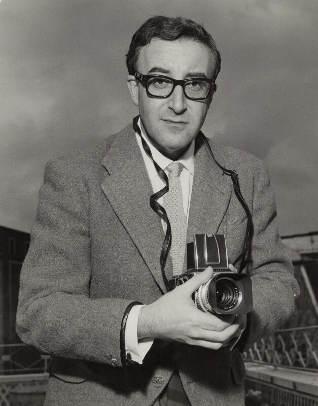 Peter Sellers, by Bob Collins, circa 1964 - NPG x136335 - © estate of Bob Collins / National Portrait Gallery, London