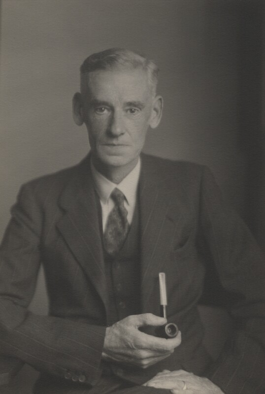 Sir (Leslie) Brian Freeston, by Walter Stoneman, 22 July 1946 - NPG x167676 - © National Portrait Gallery, London