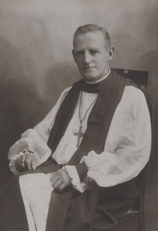 Arthur Baillie Lumsdaine Karney, by Akkersdyk Studio, circa 1920s - NPG x159212 - © National Portrait Gallery, London