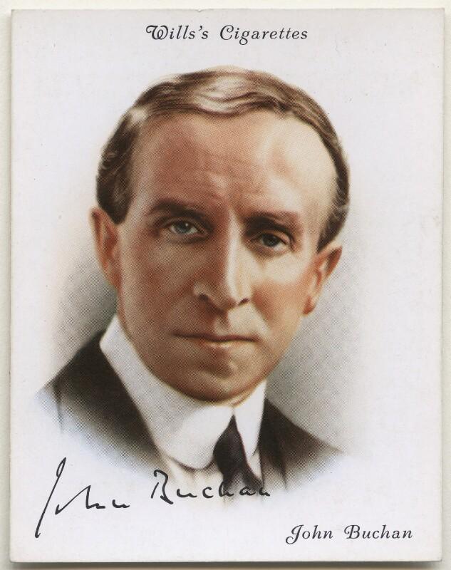 John Buchan, 1st Baron Tweedsmuir, after Unknown artist, 1937 - NPG D42391 - © National Portrait Gallery, London
