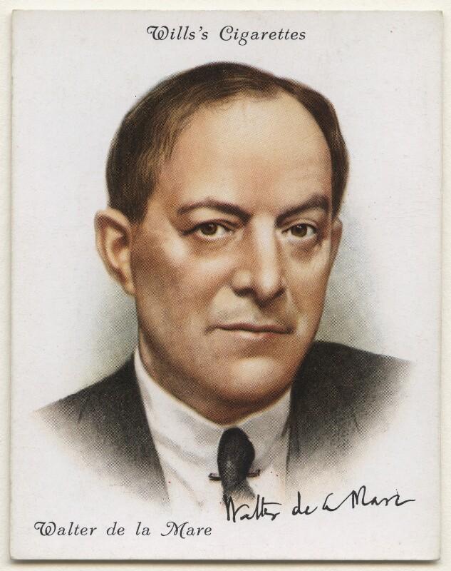 Walter de la Mare biography