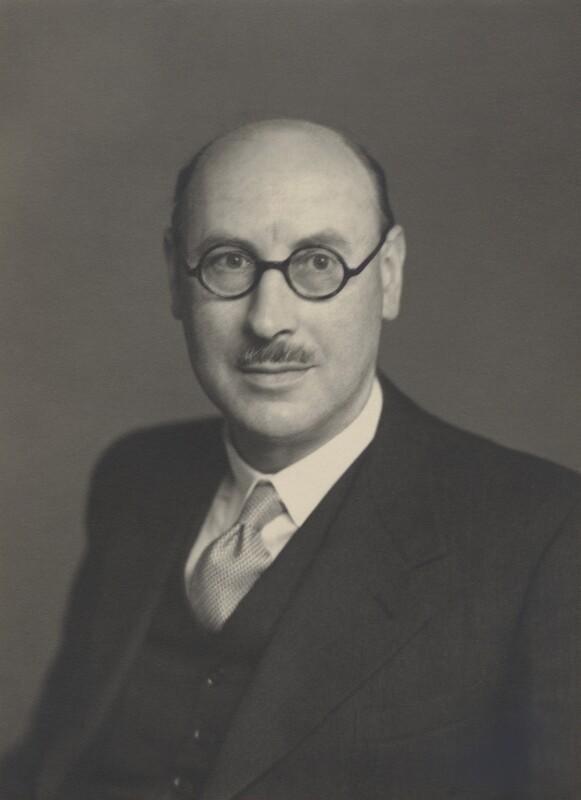 Sir Hamilton Alexander Rosskeen Gibb, by Walter Stoneman, 14 September 1949 - NPG x167786 - © National Portrait Gallery, London