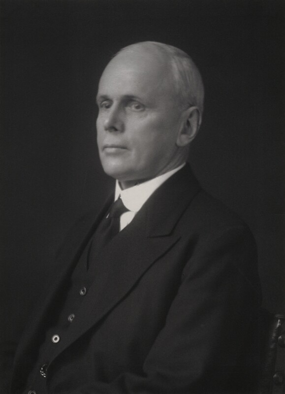 Sir George Masterman Gillett, by Walter Stoneman, 1930 - NPG x167804 - © National Portrait Gallery, London