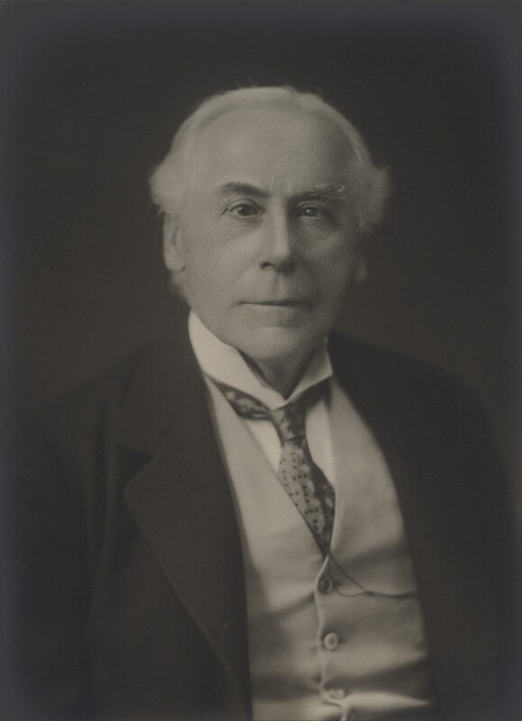 Henry Neville Gladstone, 1st Baron Gladstone of Hawarden, by Walter Stoneman, 1932 - NPG x167812 - © National Portrait Gallery, London