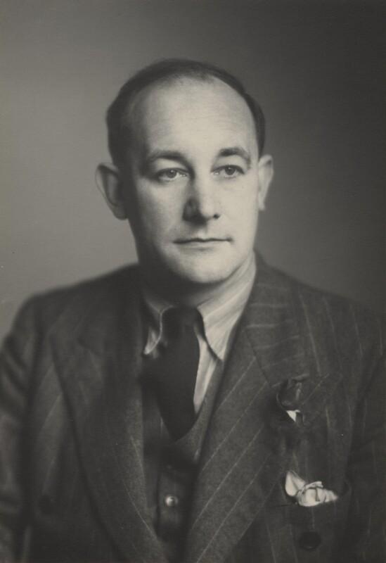 Patrick Chrestien Gordon Walker, Baron Gordon-Walker, by Walter Stoneman, 6 November 1946 - NPG x167883 - © National Portrait Gallery, London