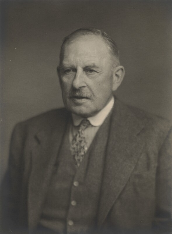 Arthur Alec Goschen, by Walter Stoneman, 1953 - NPG x167894 - © National Portrait Gallery, London