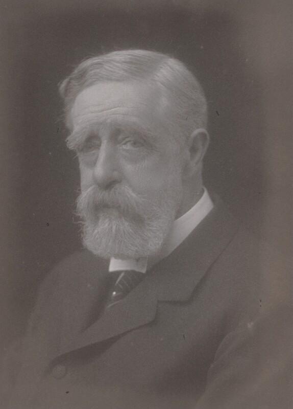 Sir (William) Edward Goschen, 1st Bt, by Walter Stoneman, 1918 - NPG x167895 - © National Portrait Gallery, London