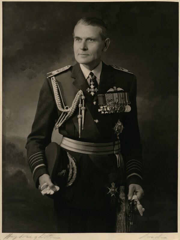 (Samuel) Charles Elworthy, Baron Elworthy, by Hay Wrightson Ltd, circa 1960s - NPG x180877 - © National Portrait Gallery, London