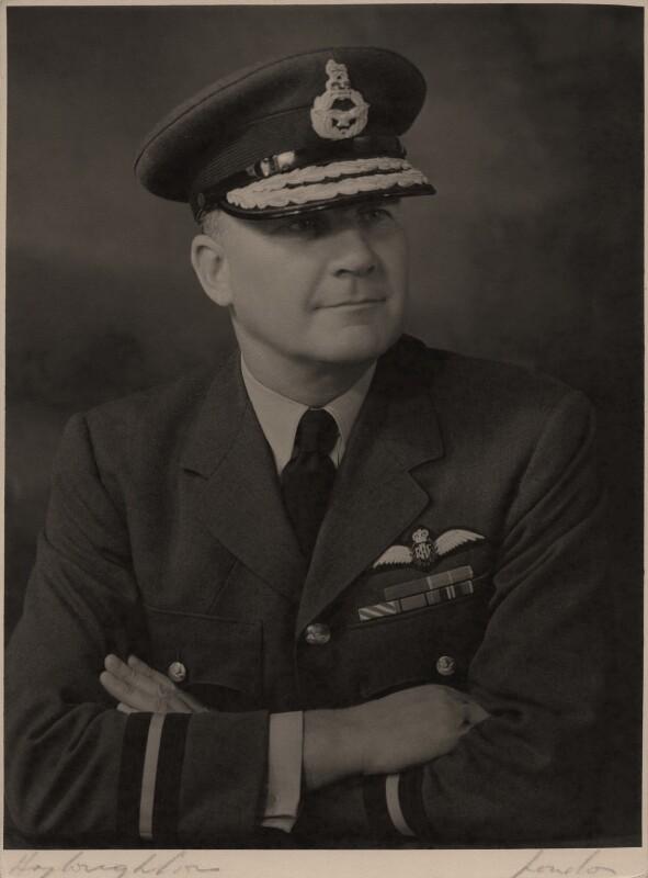 Howard Ford, by Hay Wrightson Ltd, circa 1959 - NPG x74850 - © National Portrait Gallery, London