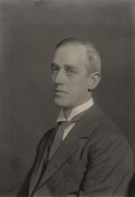 Ezer Griffiths, by Walter Stoneman, 1931 - NPG x167983 - © National Portrait Gallery, London