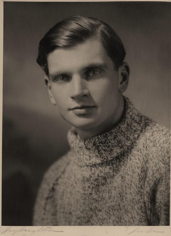 Sir (John) Richard Walter Reginald Carew Pole, 13th Bt, by Hay Wrightson Ltd, circa 1960s - NPG x181138 - © National Portrait Gallery, London