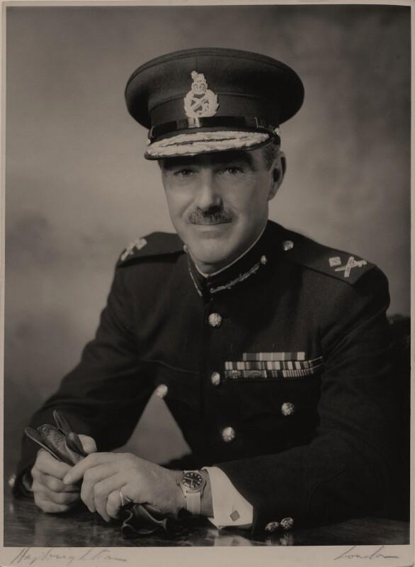 Henry Templer Alexander, by Hay Wrightson Ltd, circa 1960s - NPG x181153 - © National Portrait Gallery, London