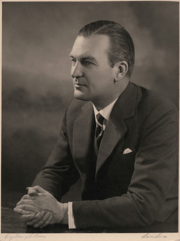 Peter Arkwright, by Hay Wrightson Ltd, circa 1957 - NPG x181247 - © National Portrait Gallery, London