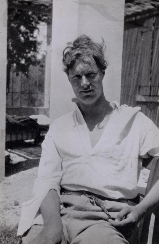 Julian Heward Bell, by Unknown photographer, circa 1929 - NPG x136465 - © National Portrait Gallery, London